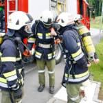FF Mogersdorf-Ort: Einsatzübung Tag der Feuerwehr 3