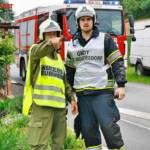 FF Mogersdorf-Ort: Einsatzübung Tag der Feuerwehr 4