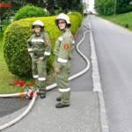 FF Mogersdorf-Ort: Einsatzübung Tag der Feuerwehr 5