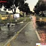FF Mogersdorf-Ort: Unwetter über Bezirk Jennersdorf 10