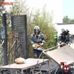 HFW Villach: Einsatzreicher Tag für die Hauptfeuerwache 1