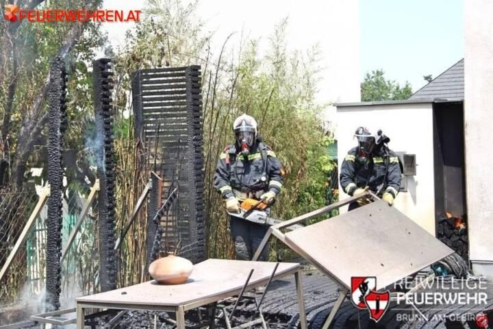 FF Brunn am Gebirge: Brandheiße Ausbildung 3