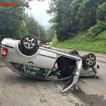 STF Güssing: Verkehrsunfall auf der B57 1