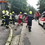 FF Leoben-Stadt: Menschenrettung und Verkehrsunfall 5