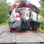 STF Oberpullendorf: Verkehrsunfall forderte zwei Verletzte 3