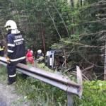 BFVDL: Verkehrsunfall auf der L619 4