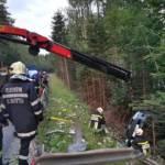 BFVDL: Verkehrsunfall auf der L619 6