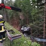 BFVDL: Verkehrsunfall auf der L619 8