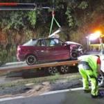 FF Leoben-Stadt: Verkehrsunfälle B115a und S6 8