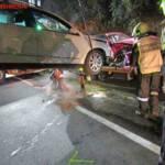 FF Leoben-Stadt: Verkehrsunfälle B115a und S6 9