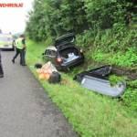 FF Leoben-Stadt: Verkehrsunfälle B115a und S6 11
