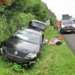 FF Leoben-Stadt: Verkehrsunfälle B115a und S6 12