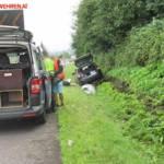 FF Leoben-Stadt: Verkehrsunfälle B115a und S6 13