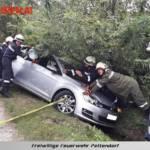 FF Pettendorf: Fahrzeugbergung in Gaisruck 5