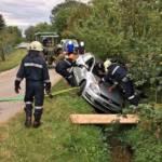 FF Pettendorf: Fahrzeugbergung in Gaisruck 6