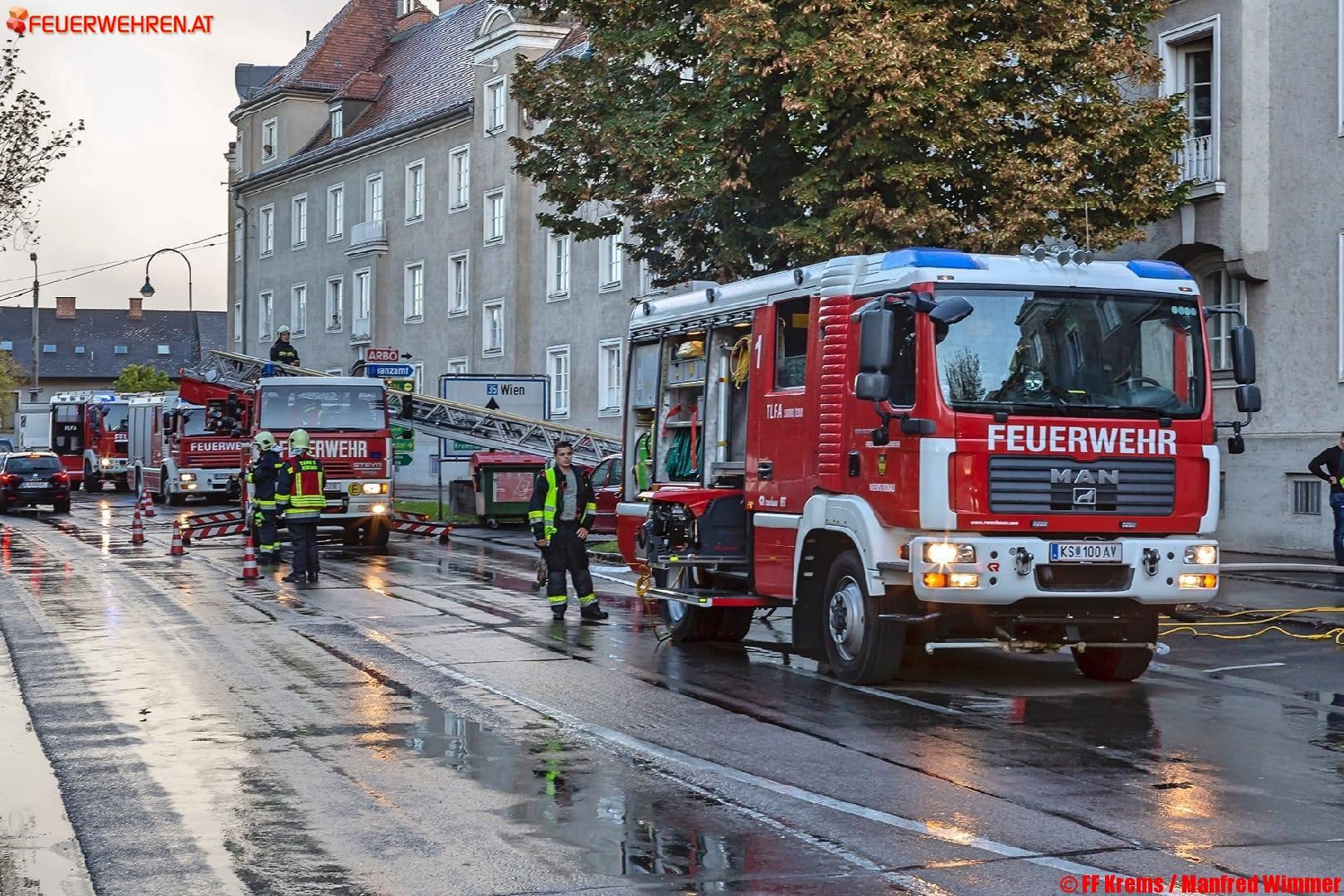 FF Krems / Manfred Wimmer