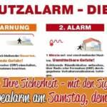 AFK Pregarten: Spielerische Atemschutzübung im Abschnitt 1
