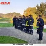 BF Wien: Ein Todesopfer bei Brand in Favoriten 1