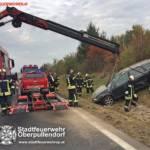 STF Oberpullendorf: Ereignisreicher Oktober für die Feuerwehr 6