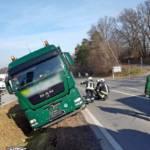 STF Oberpullendorf: LKW Bergung B50 2