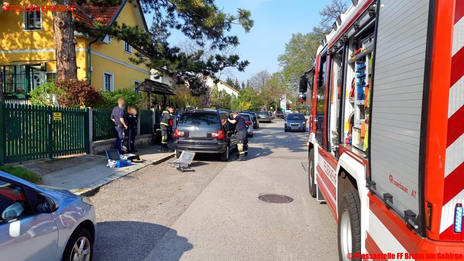 Pressestelle FF Brunn am Gebirge