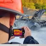 FF Pettendorf:  Übung gemeinsam mit der FF Gaisruck 11