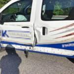 FF Langwies: Verkehrsunfall auf der B145 5