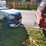 FF Langwies: Verkehrsunfall auf der B145 7