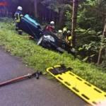 BFV Deutschlandsberg: Verkehrsunfall in Bad Gams 3