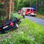 BFV Deutschlandsberg: Verkehrsunfall in Bad Gams 5