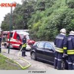 FF Pettendorf:  Fahrzeugbrand in Gaisruck 3