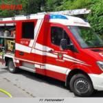 FF Pettendorf:  Fahrzeugbrand in Gaisruck 5