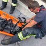 FF Klosterneuburg: 230 Kg schwerer Mann gerettet 3