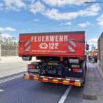 FF Klosterneuburg: Fahrzeugbergung nach Verkehrsunfall 2