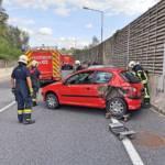 FF Klosterneuburg: Fahrzeugbergung nach Verkehrsunfall 4