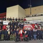 HFW Villach: Feuerwehrleute kümmern sich immer 3