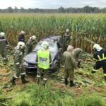 FF Mogersdorf: Verkehrsunfall mit Verletztem 7