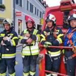 Zwei Katzen in Eibiswald von Hausdach gerettet