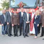 Fahrzeugsegnung in Jennersdorf