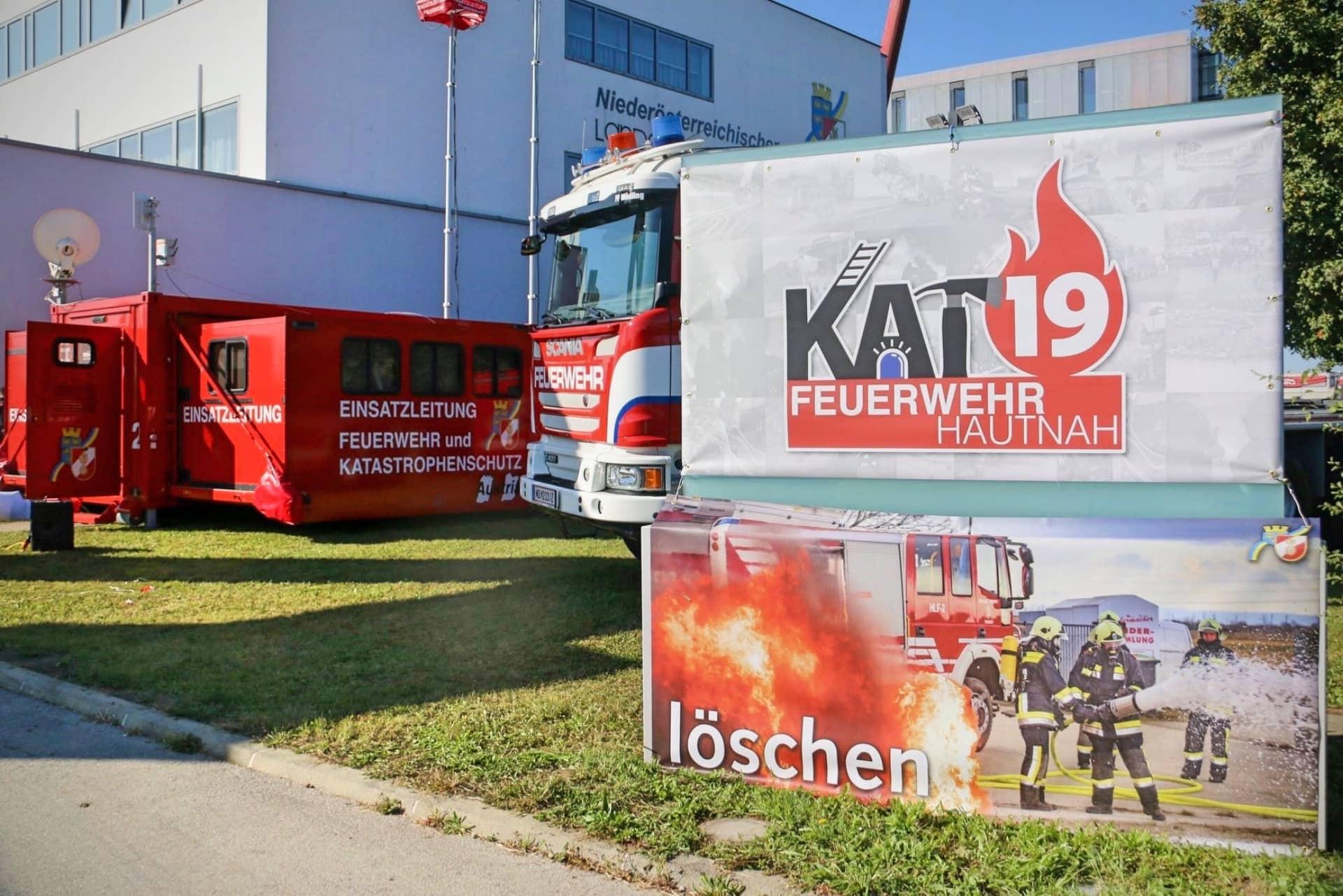 KAT19 - Feuerwehr hautnah