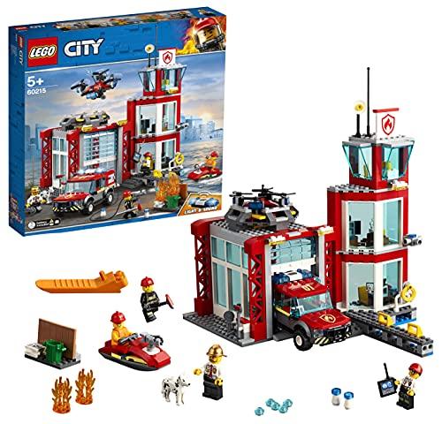 LEGO City Feuerwehr-Station