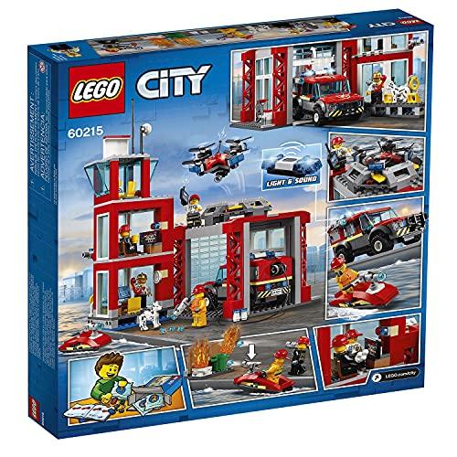 Lego City Feuerwehr