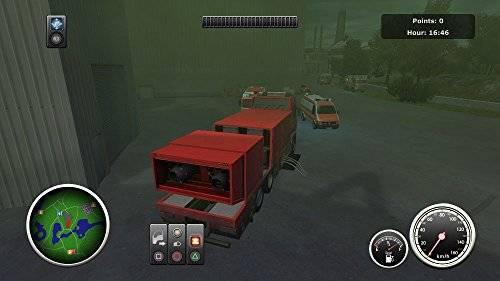 Berufsfeuerwehr - Die Simulation 1