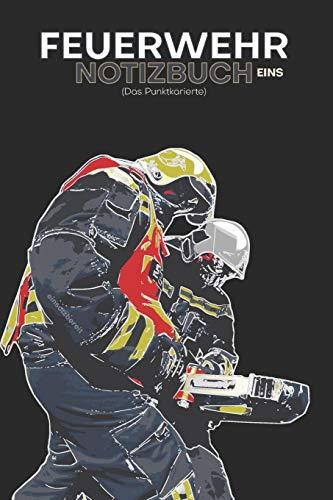 Feuerwehr Notizbuch Eins: Dein Notizbuch im Feuerwehrdesign
