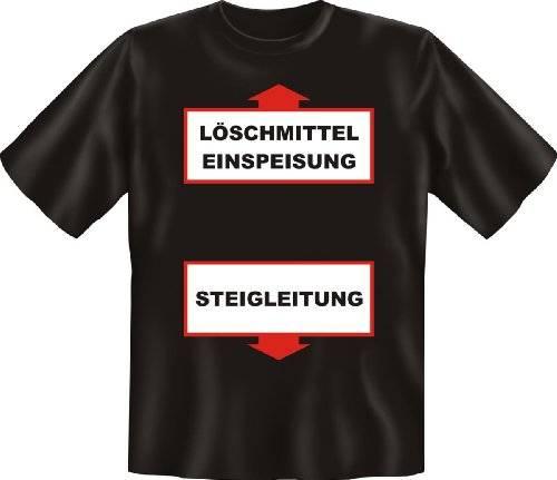 T-Shirt Steigleitung