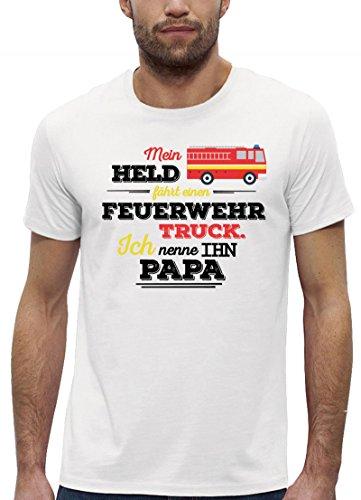 T-Shirt Feuerwehr Papa