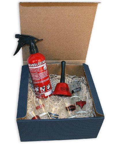 Geschenkset Feuerwehrmann