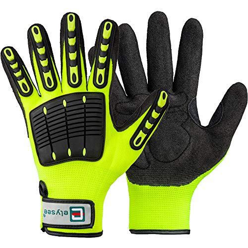 thl Handschuhe gelb Feuerwehr Rettungsdienst