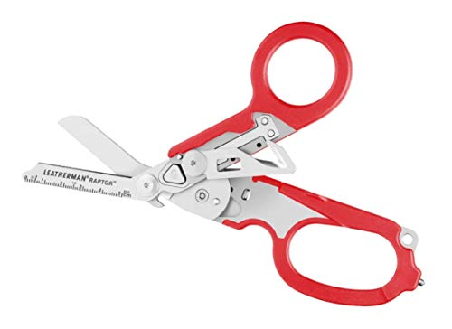 Leatherman 832337 RAPTOR Multitool, Rot