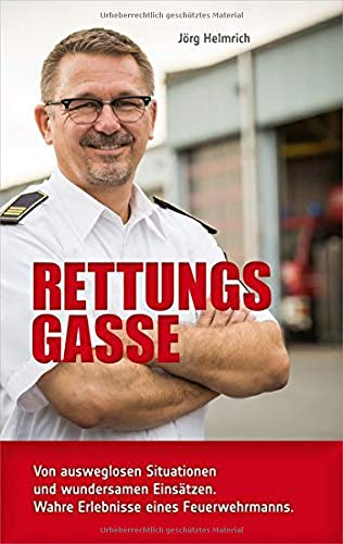 Buch Rettungsgasse